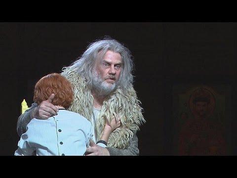 Bryn Terfel as Mussorgsky's haunted tsar - musica