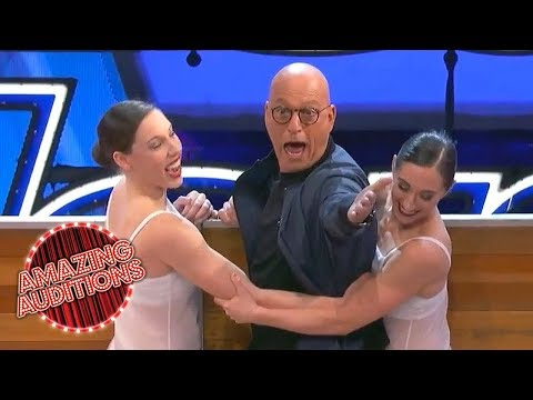 America's Got Talent 2017 -  Funniest / Weirdest / Worst Auditions - Part 3