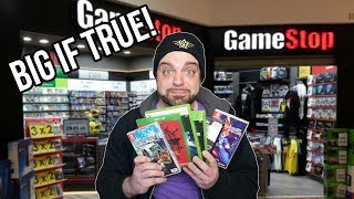 I Bought Video Games in 2019 from GameStop - Here
