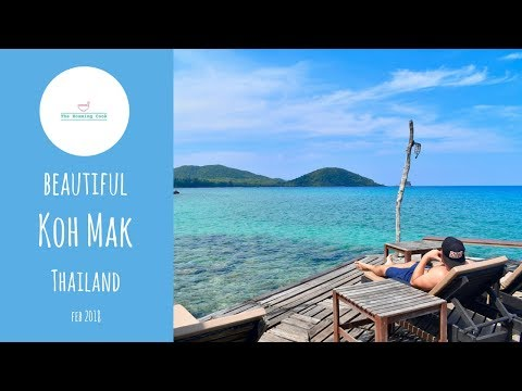 The Most Beautiful Island We've Been To In Thailand - Koh Mak (and Koh Kham, Koh Rayang Nok)