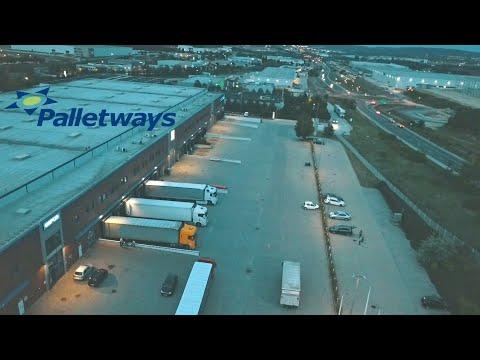 Palletways- A gyűjtő szállítmányozás 2020