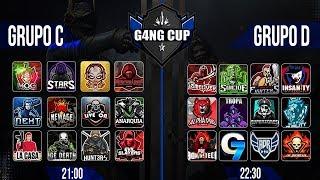 FREE FIRE AO VIVO |  🔥 CAMPEONATO GANG CUP 🔥 SORTEIO NO CAMP HOJE | #21K #AS #SORTEIO