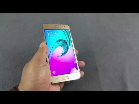 Samsung Galaxy J2 Notification LED, Adaptive Display, Proximity Sensor Test