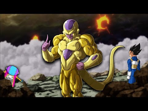 Dragonball Super - 5 Personen die Golden Freezer besiegen können
