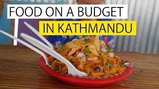 Affordable Nepali Food in Kathmandu, Nepal