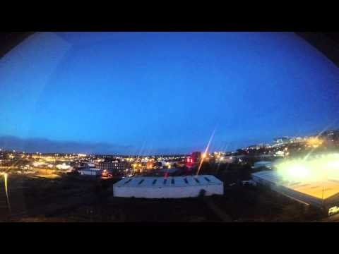 Sunset Time Lapse (1080p)