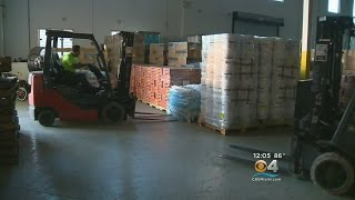 Local Charity Donating Supplies To Bahamian Relief Effort