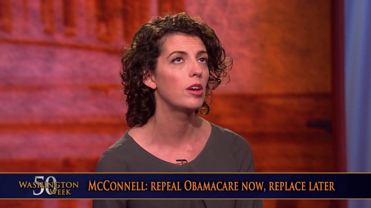 Trump, Senate Republicans negotiate Obamacare replacement