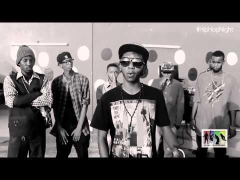 Hip hop Night Sudan The Cypher Rap 2014 / راب سوداني