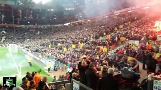 Ambiance Manchester-Saint-Etienne !!