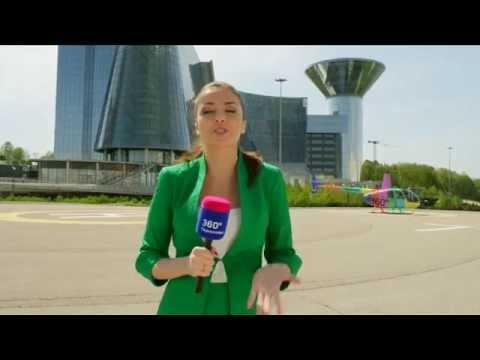 Запуск телеканала 360