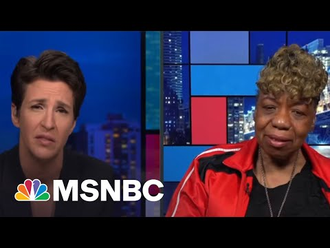 'A Glimmer Of Justice': Garner's Mother Reacts To The Derek Chauvin Guilty Verdicts   Rachel Maddow