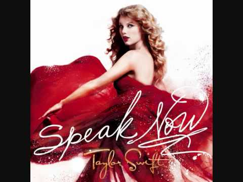 Sparks Fly - Taylor Swift [Official Audio]