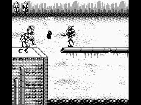 Probotector gameboy Gameplay