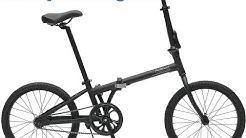 Retrospec Judd Single-Speed Folding Bike with Coaster Brake: Retrospec Folding Bike