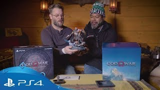 God of War | Collector's Edition Unboxing | PS4
