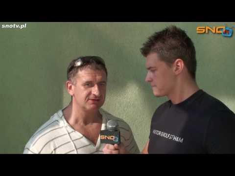 SNOTV.PL - DEBIUTY KULTURYSTYCZNE 2009 - Wywiad : Robert Kiesz