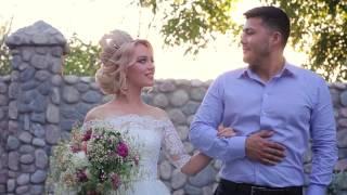 """Свадебная прогулка в Бишкеке. Флористика от Мастерской """"ДУЭТ"""""""