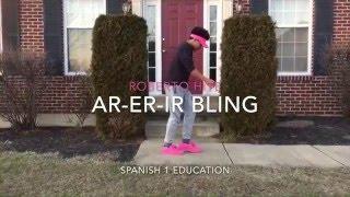 ar er ir bling hotline bling spanish 1 education spoof