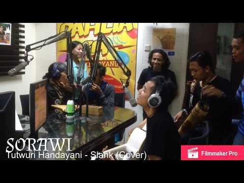 Sorawi Etnik Band - Tut Wuri Handayani (Cover Slank) Live Radio Dahlia Bandung