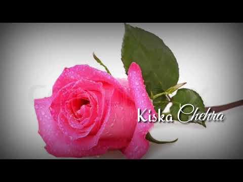 Meri Aankho Ne Chuna Hai   Kiska Chehra Ab Main Dekhoon   Romantic What'sapp Status   Ghazal  