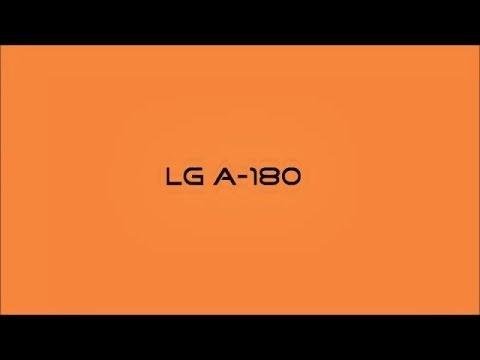 LG A180 - Παρουσίαση