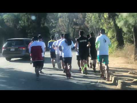 Manny Pacquiao Last Long Run In LA Ready For Thurman Fight - 8 Days Out