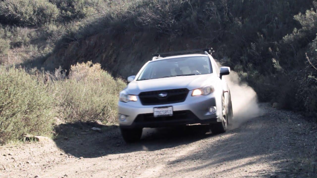 Subaru Xv Crosstrek Off Road Rally Session Youtube