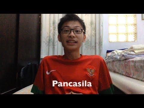 Ngajarin Anak SD Baca Pancasila