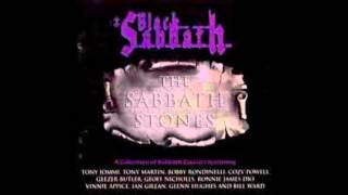 "The Sabbath Stones    ""Kiss of Death""   11 Track"