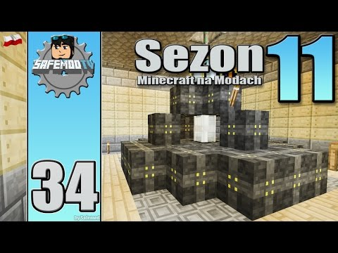 VOID ORE MINER | #34 | Minecraft na Modach | SEZON 11 | HD