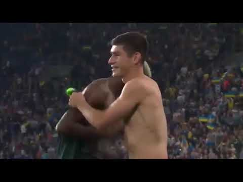 Ukraine Vs Nigeria 2-2 - All Goal Highlights - 2019