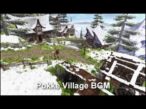 Monster Hunter Freedom 2 [ Unite \ 2G] Pokke Village BGM