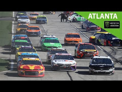 NASCAR weekend schedule at Atlanta