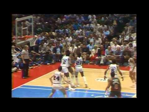 1983 Playoffs Milwaukee@Philadelphia Game 5 Highlights
