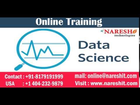 Data Science Online Training in Hyderabad,India- Best Online Training Institute in India
