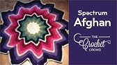 How to Crochet the Corner to Corner Afghan - YouTube