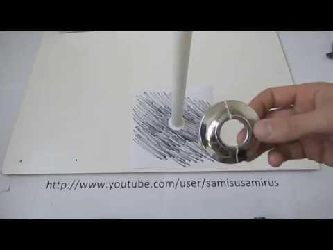 Как перекрыть неровности  в ламинате вокруг трубы
