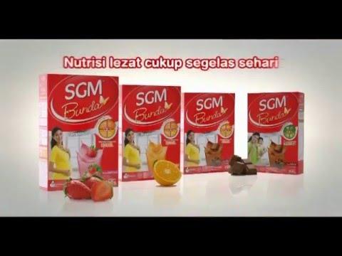 TVC Susu SGM Bunda Presinutri+ dari Sarihusada