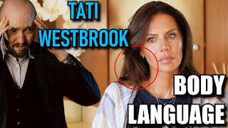 Nonverbal Analyst REACTS to Tati Westbrook's BODY LANGUAGE | Faces Episode 9