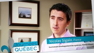 Nicolas Sigalo – Wolters Kluwer