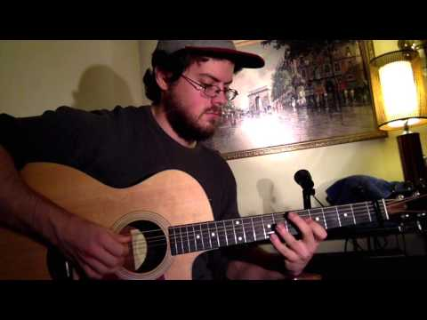 Rick Astley - Never Gonna Give You Up (Fingerstyle Cover) DJK