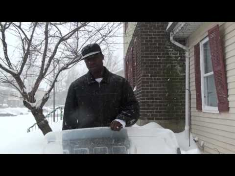 How to make a sled on a budget.