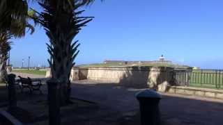 Old San Juan, Puerto Rico - National Park Service Trolley HD (2013)