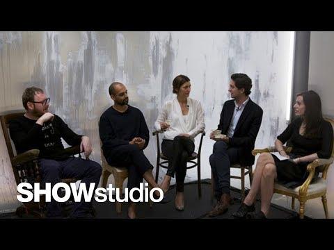 Jil Sander S/S14 Live Panel Discussion