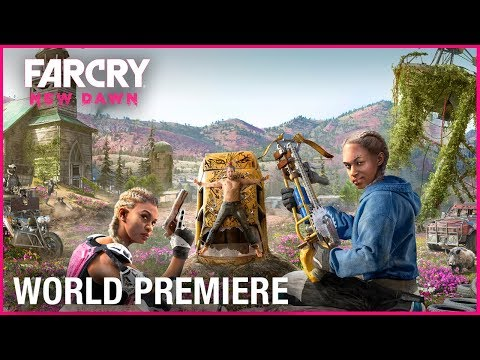 Far Cry New Dawn: Official World Premiere Gameplay Trailer   Ubisoft [NA]