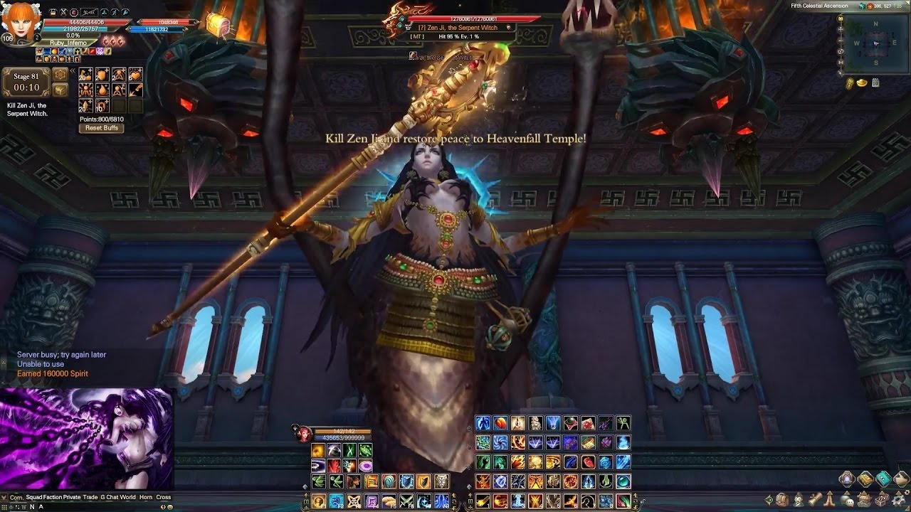 PWI - Warfront Expansion - Heavenfall Temple Boss Guide ...