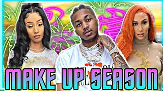 DDG & RUBI ROSE HERE WE GO AGAIN 🔄 + QUEEN NAIJA & CLARENCE VS TINA DRAMA GETS MESSY