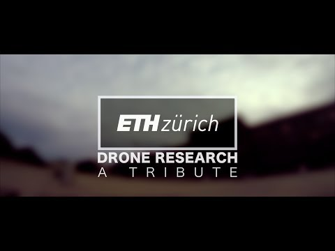 ETH Drone Research - A Tribute