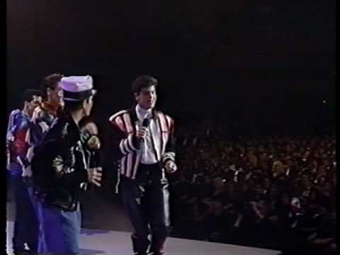 [HQ] New Kids On The Block - Medley (1990)